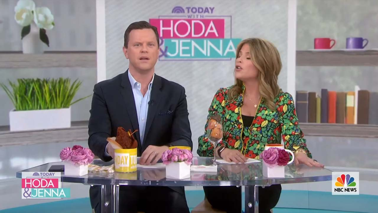 'TODAY:' Jenna Bush Hager and Willie Geist learn new dating terms