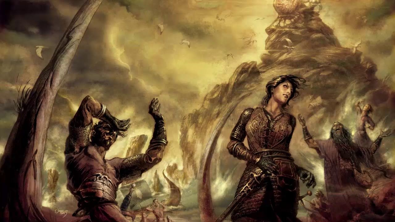 Los Greyjoy y el cuerno para dominar a los dragones en 'Vientos de invierno'