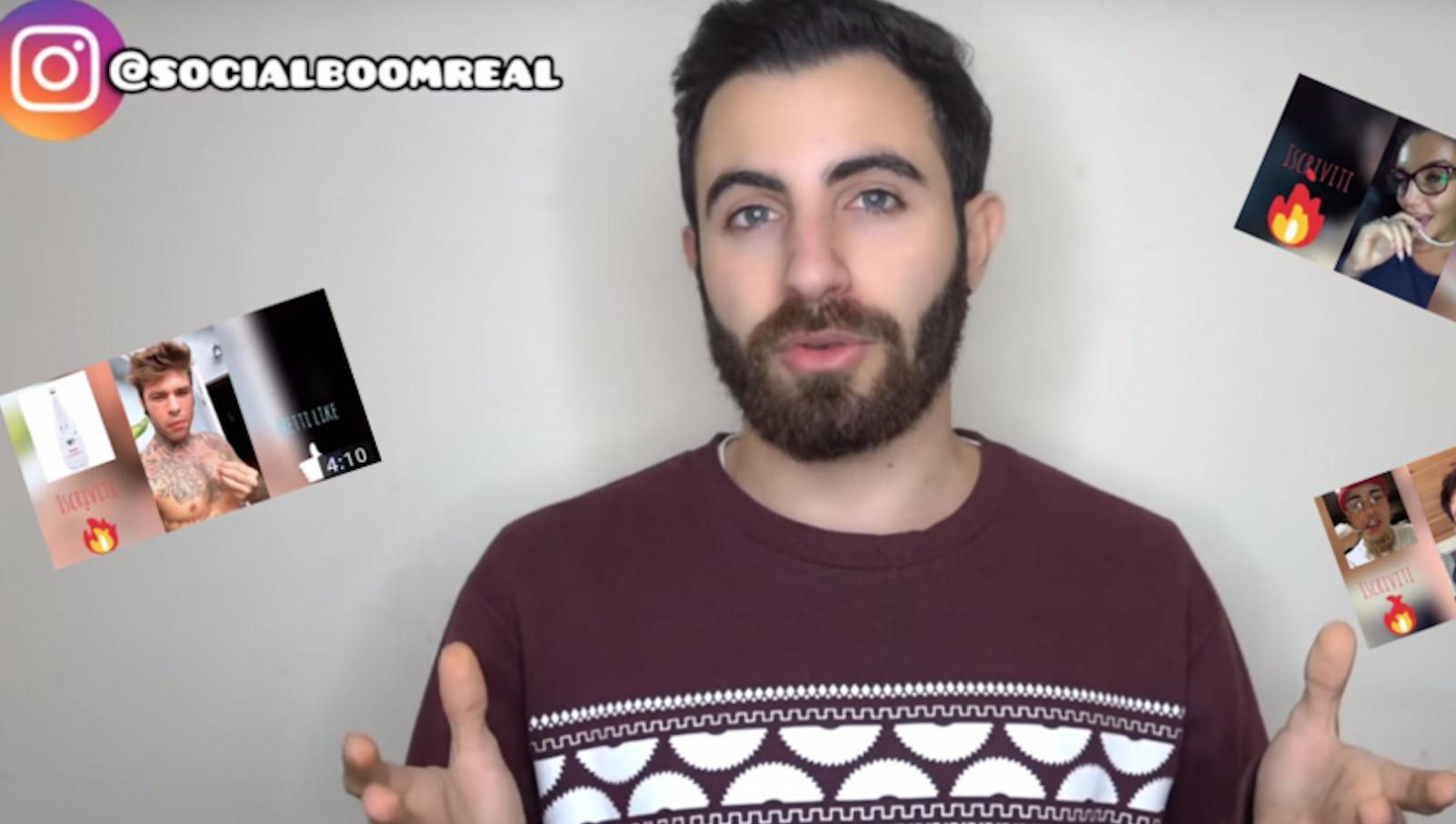 Emis Killa prende in giro Social Boom: 'Vai a lavorare'
