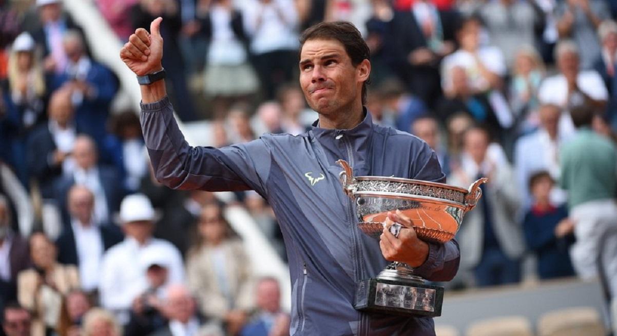 Rafa Nadal: 'Non sono triste perché Federer ha vinto qualche titolo in più'
