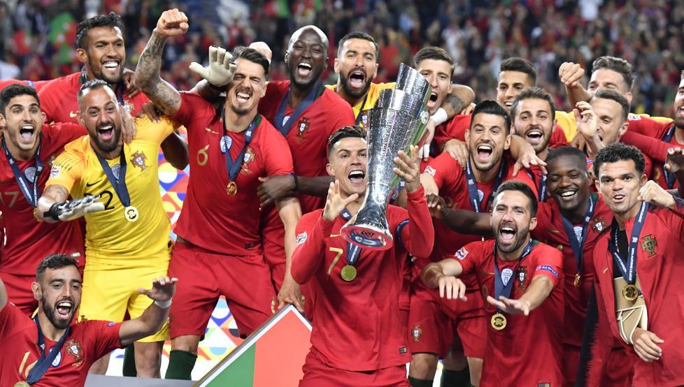 UEFA Nations League: Guedes da el triunfo a Portugal ante Holanda