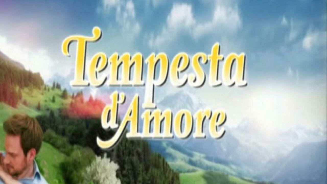 Spoiler Tempesta d'amore al 22 giugno: Tobias e Valentina alle prese con un incidente