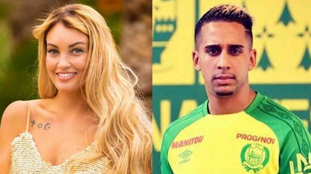 Aurélie Dotremont déjà séparée de son footballeur Yassine El Ghassany