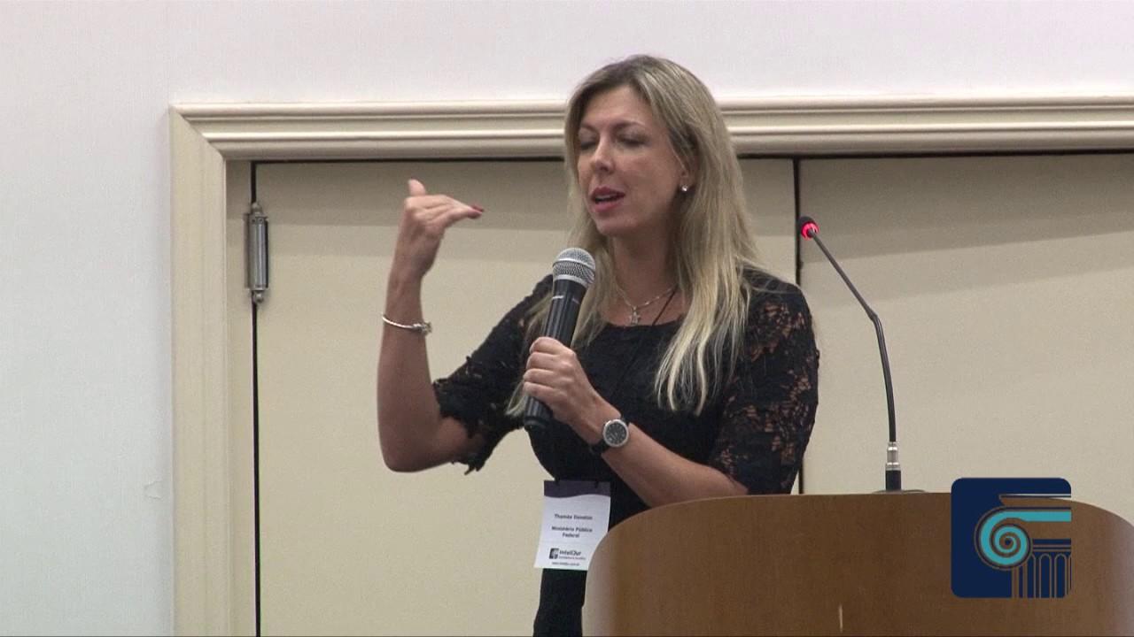 Thaméa Danelon, ex-chefe da Lava Jato em SP, defende Moro e critica ministros do STF