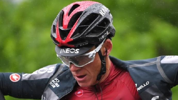 Chris Froome cade al Delfinato, salta il Tour de France