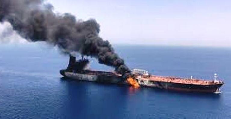 Máxima tensión en el Golfo de Omán, donde han sido atacados dos petroleros