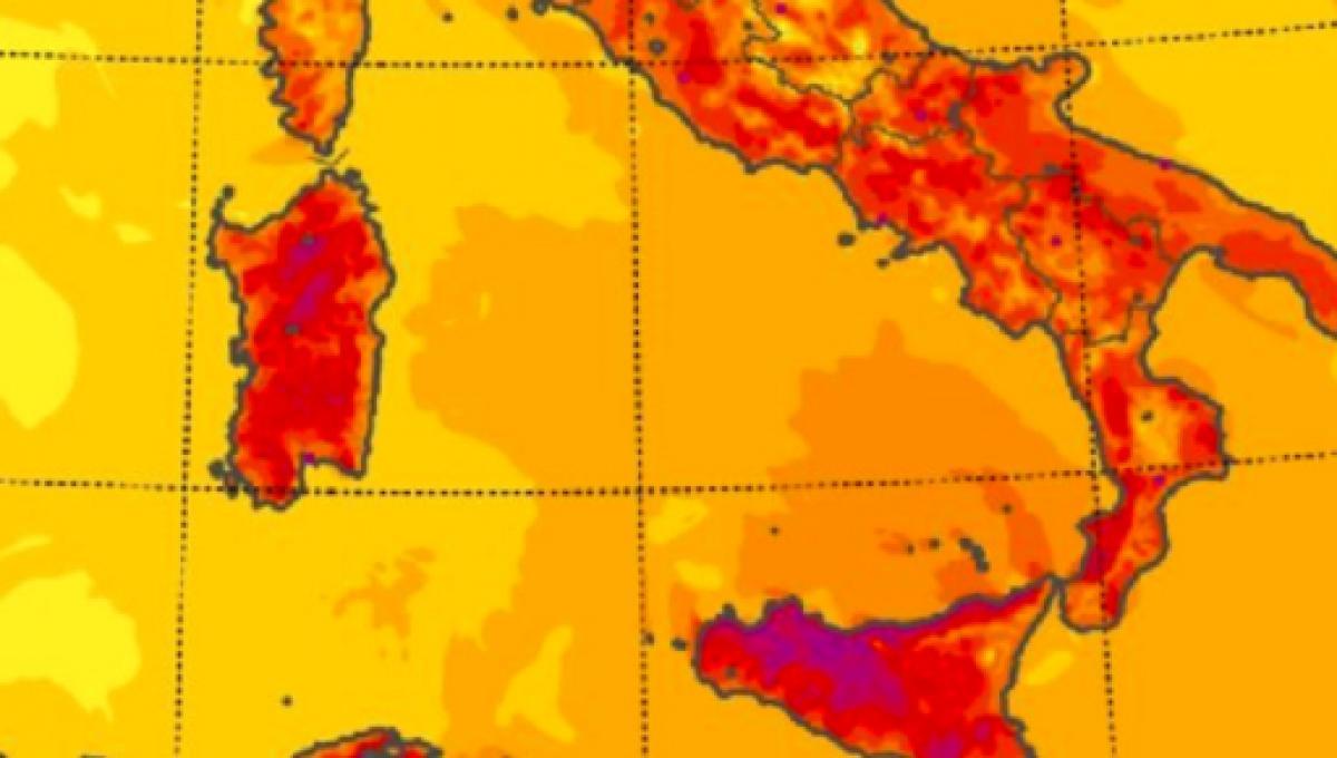 Meteo: ci aspetta un week end africano: temperature alte fino a domenica