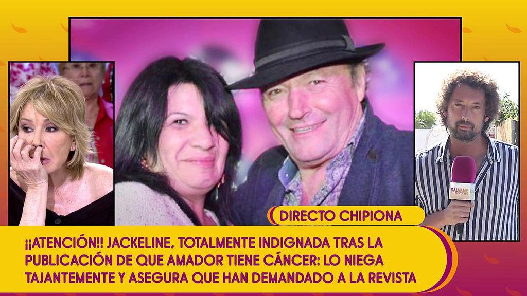 Amador Mohedano desmiente a 'Semana y a 'Sálvame' negando tener cáncer