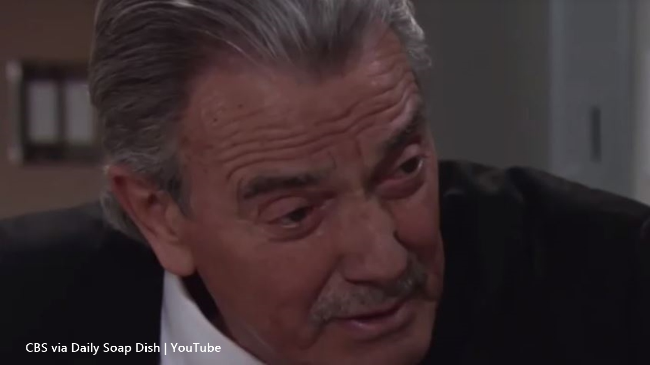'Y&R': Victor Newman the character is ill but the actor Eric Braeden is well