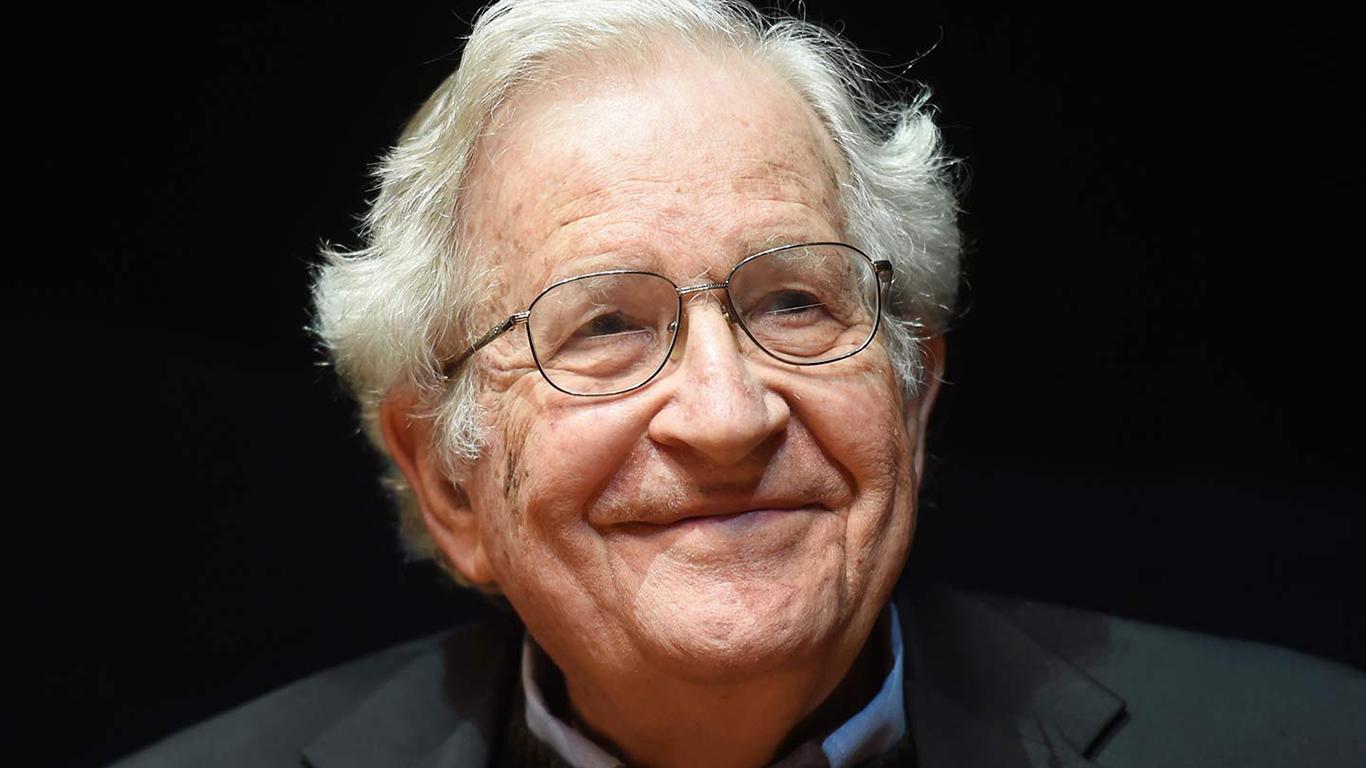Noam Chomsky non parteciperà al convegno organizzato da Emanuele Franz