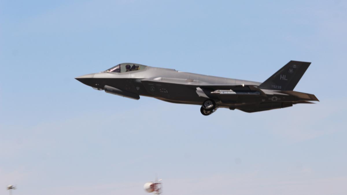 Los cielos españoles ya están surcados por los F-35, hipercazas estadounidenses