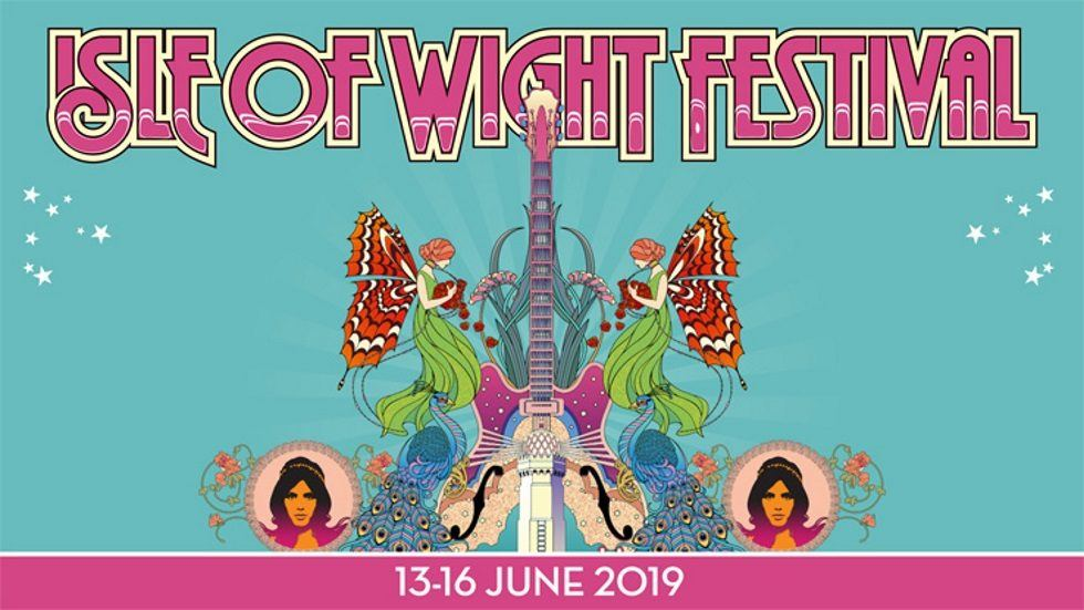 Interview with Germein ahead of Isle of Wight festival