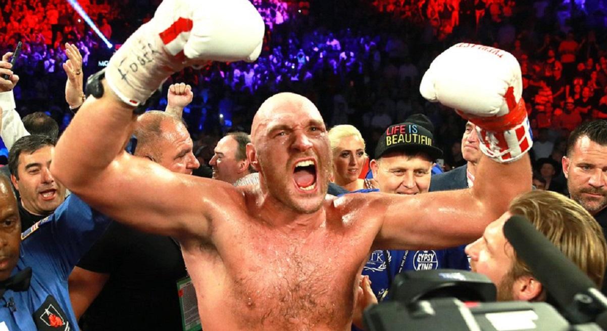 Tyson Fury vince facile, Schwarz cede dopo due riprese