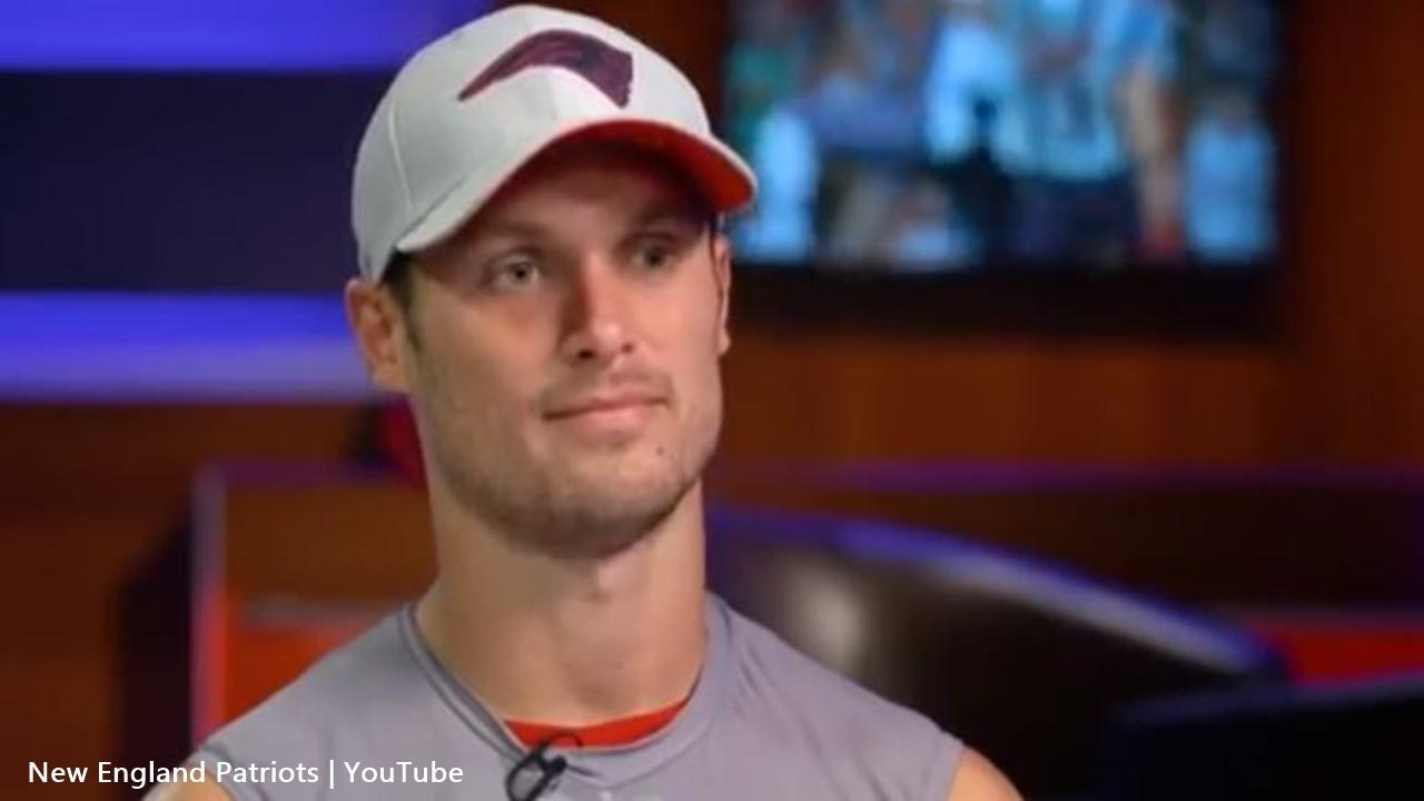 Chris Hogan understands Patriots unloaded him as a 'business decision'