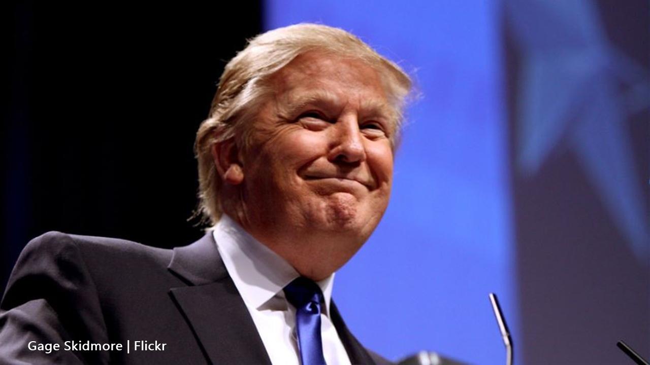 Donald Trump kickstarts his re-election campaign at Amway Center in Orlando, Florida