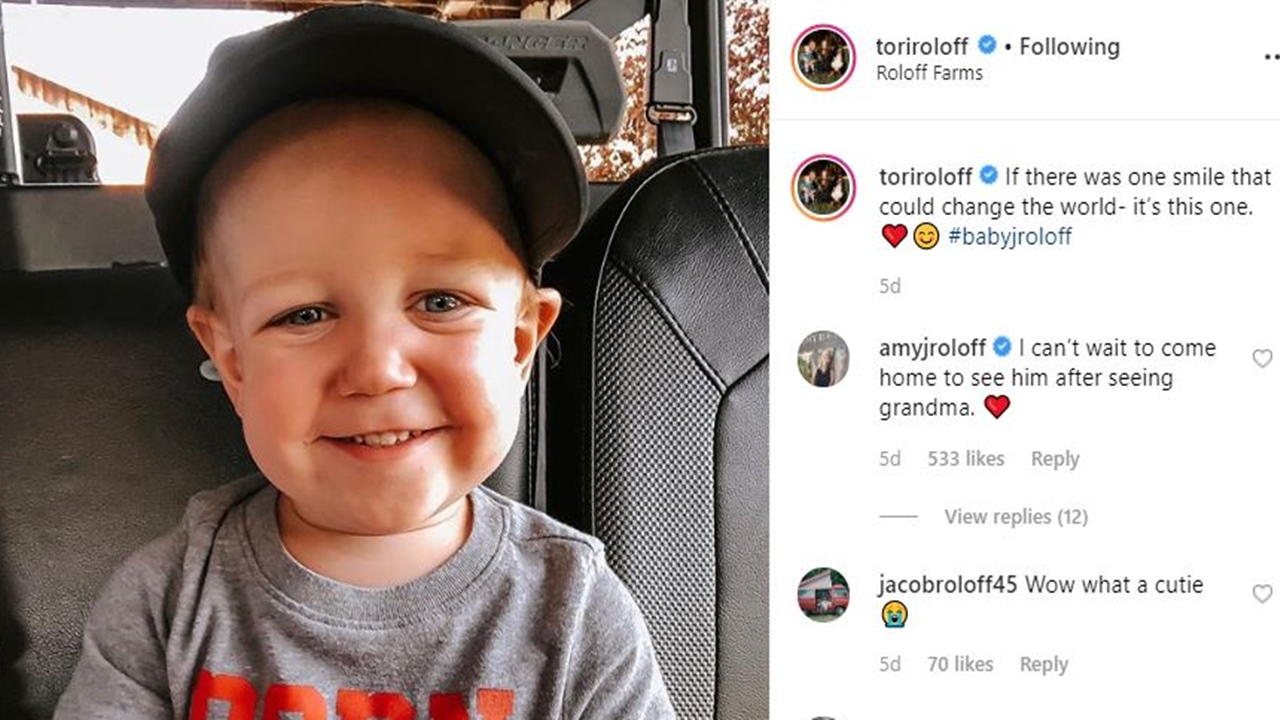 'LPBW': Tori Roloff shares photography tips on her IG
