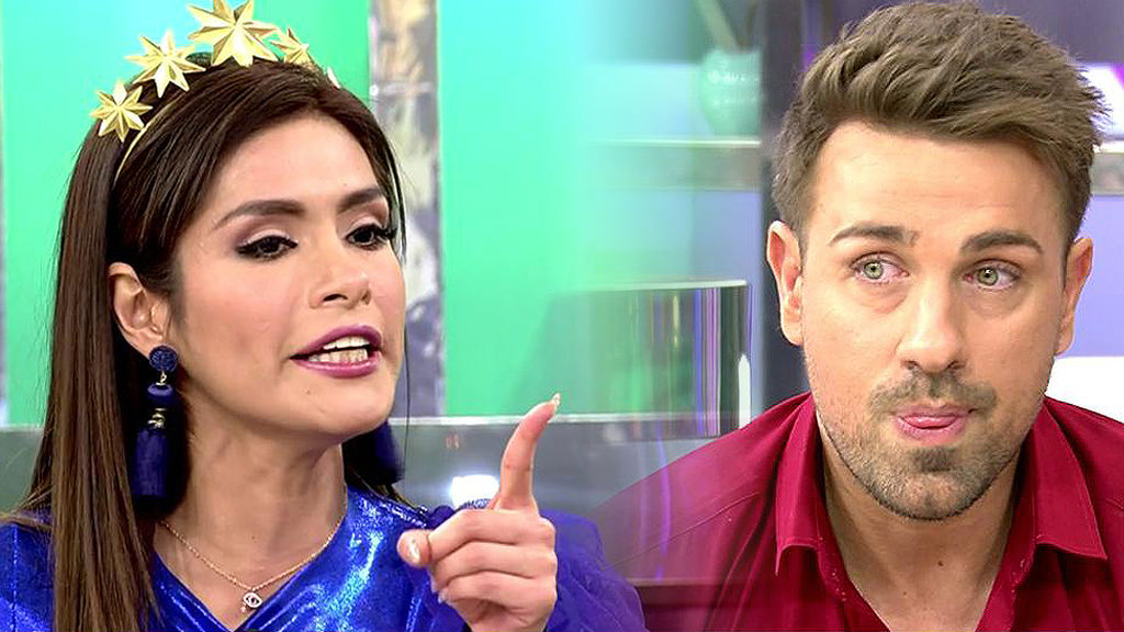 Miriam Saavedra llama payaso, sinvergüenza y machista a Rafa Mora