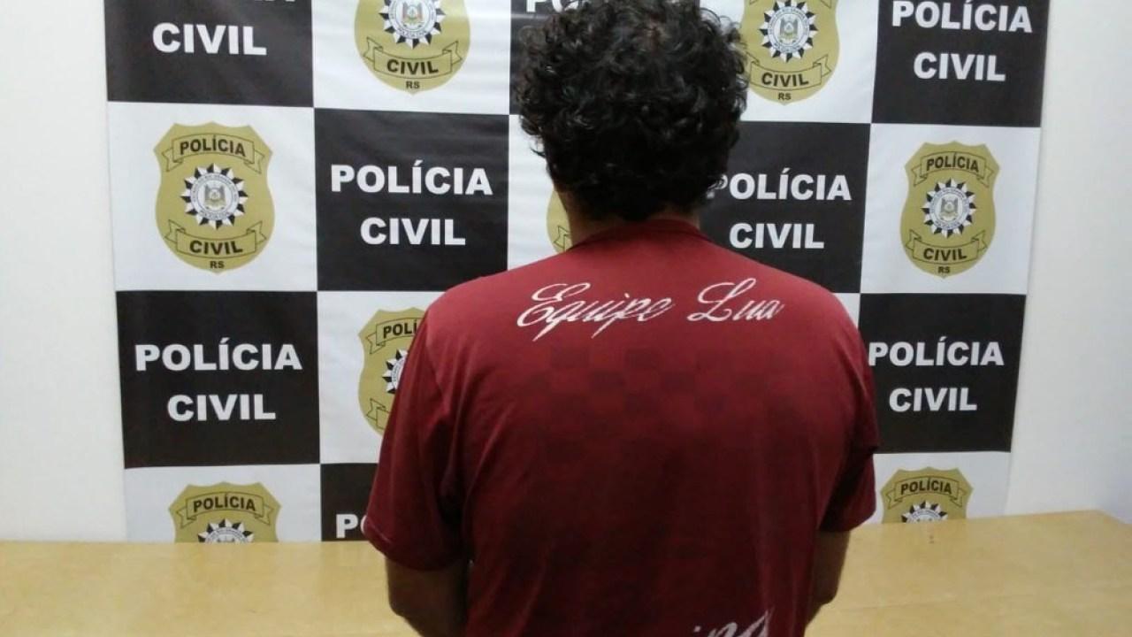 Homem é preso depois de matar os pais brutalmente na Serra Gaúcha
