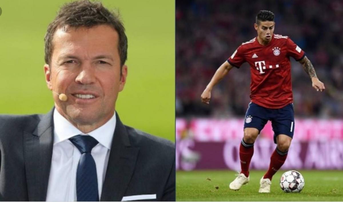 "Matthaus: ""Cristiano Ronaldo vuole James Rodriguez alla Juventus"""