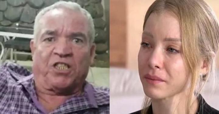 Pai de Najila Trindade fala sobre tratamento recebido pela filha: 'cachorro sem dono'