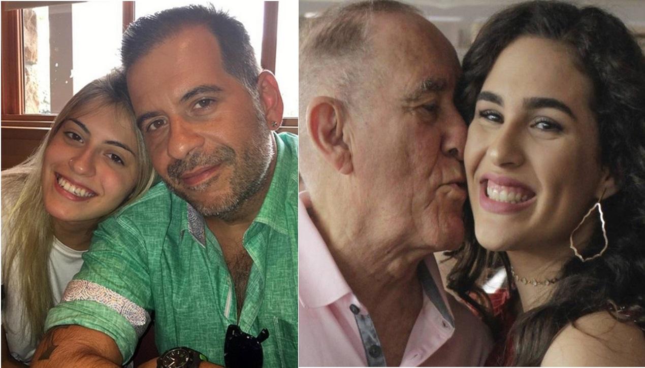 6 filhos que seguiram os passos dos pais famosos