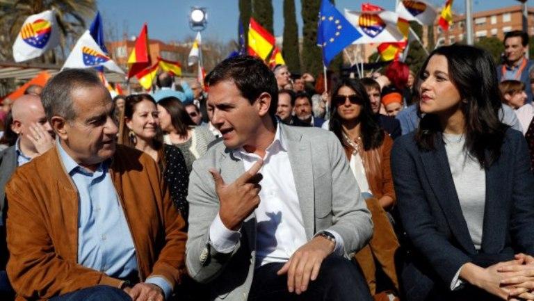 La ruptura entre Ciudadanos y Valls en Barcelona afecta a Corbacho