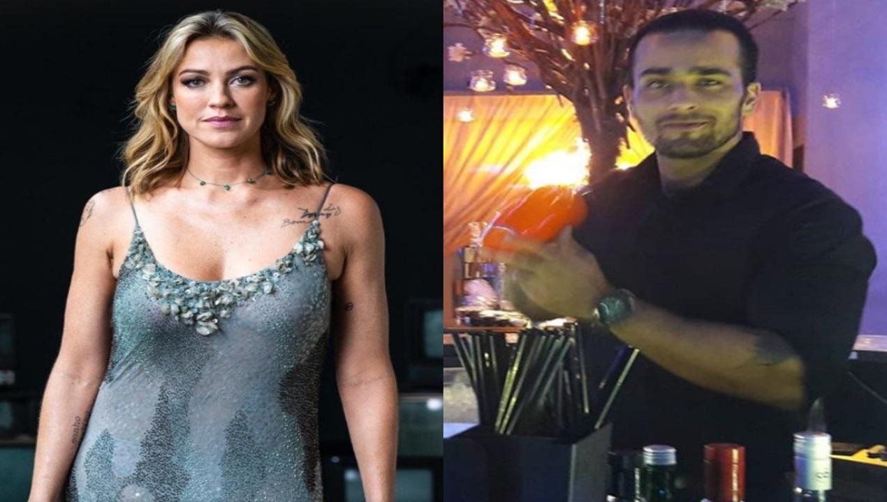 Luana Piovani vivia affair com bartender antes do namoro de Pedro e Anitta