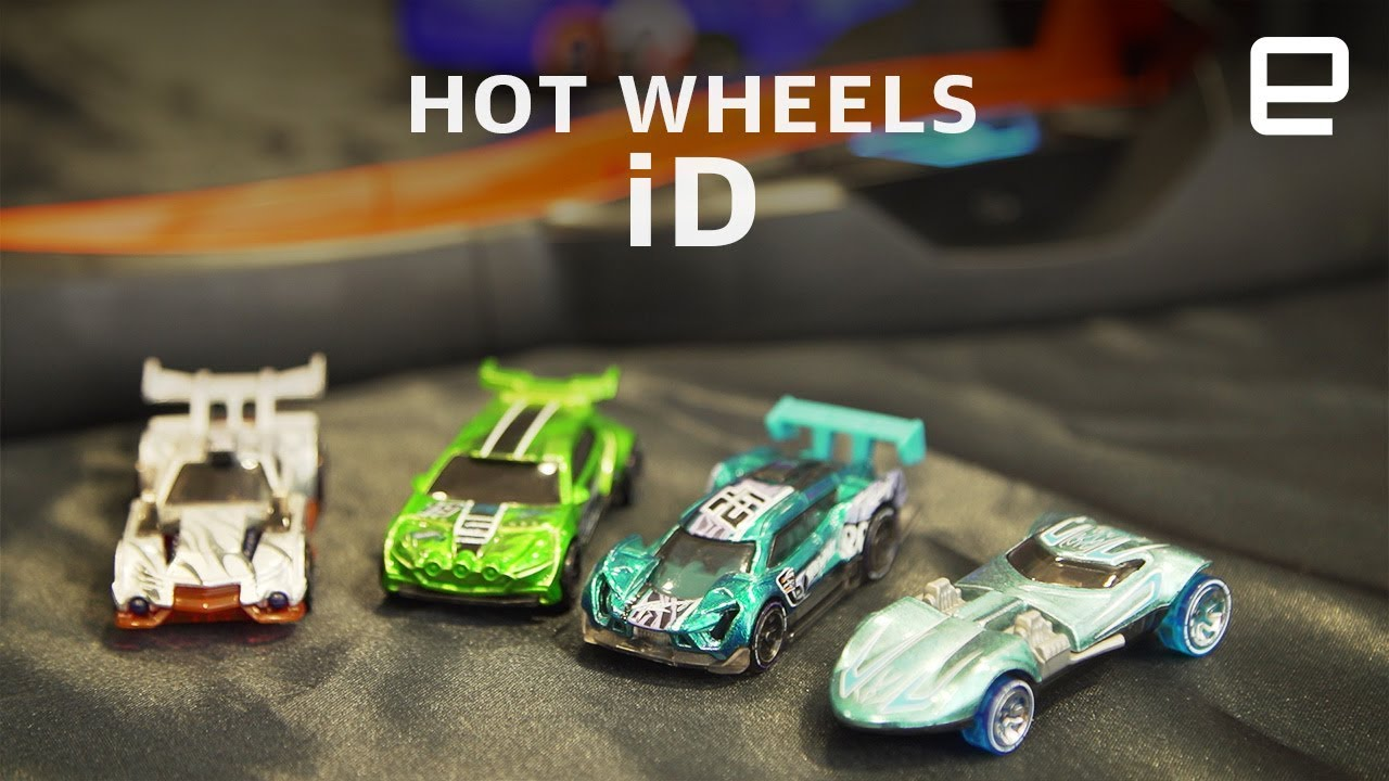 Mattel introducing digital play with its popular Hot Wheels brand
