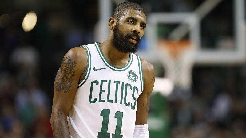 Lakers targeting Kemba Walker, Kyrie Irving after Anthony Davis trade