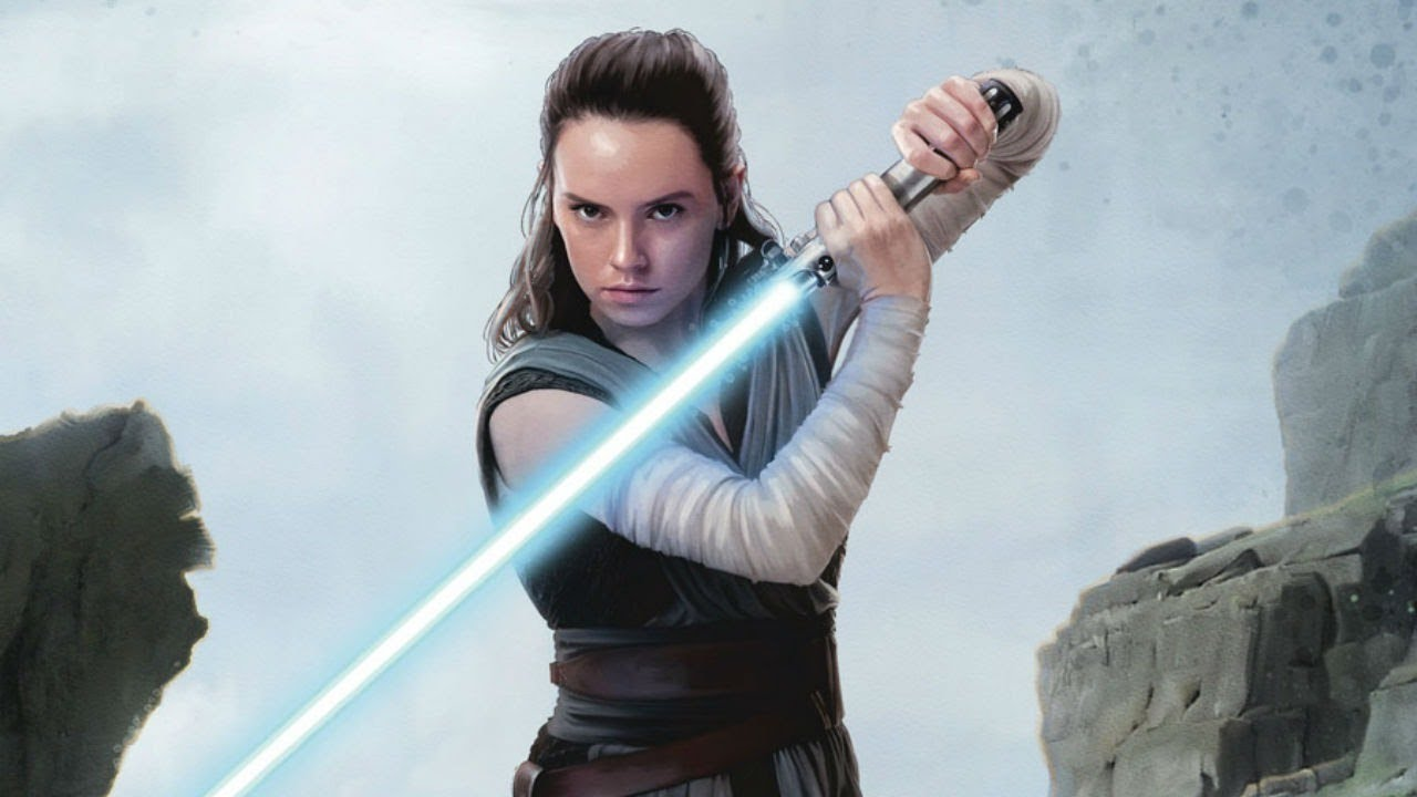 'Star Wars: The Rise of Skywalker': Rey may be connected to Luke