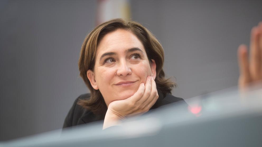 Ada Colau advierte que debido a la presión de ERC puede que este sea su último mandato