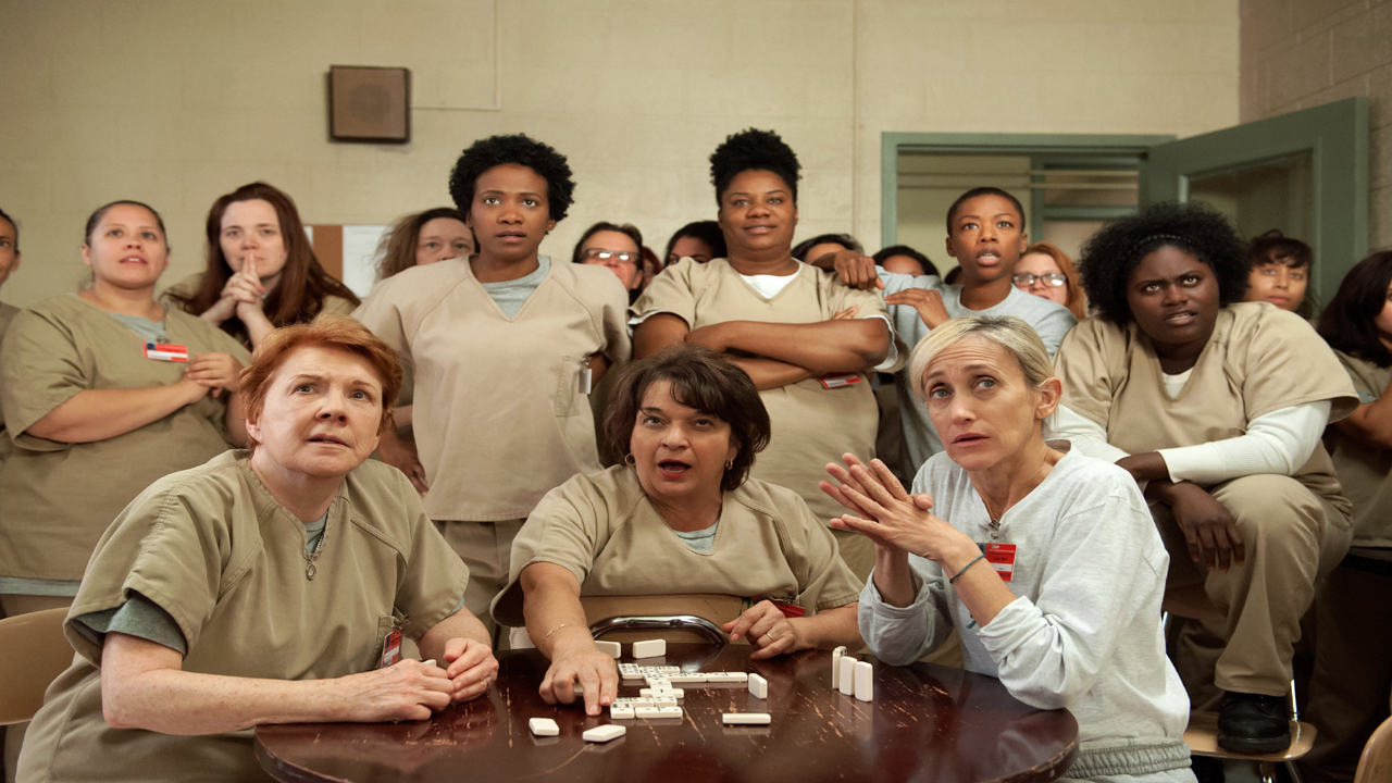 OITNB cast say their final goodbyes