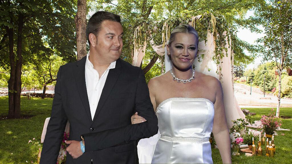 Empleados de la boda de Belén Esteban están obligados a firmar un contrato confidencial