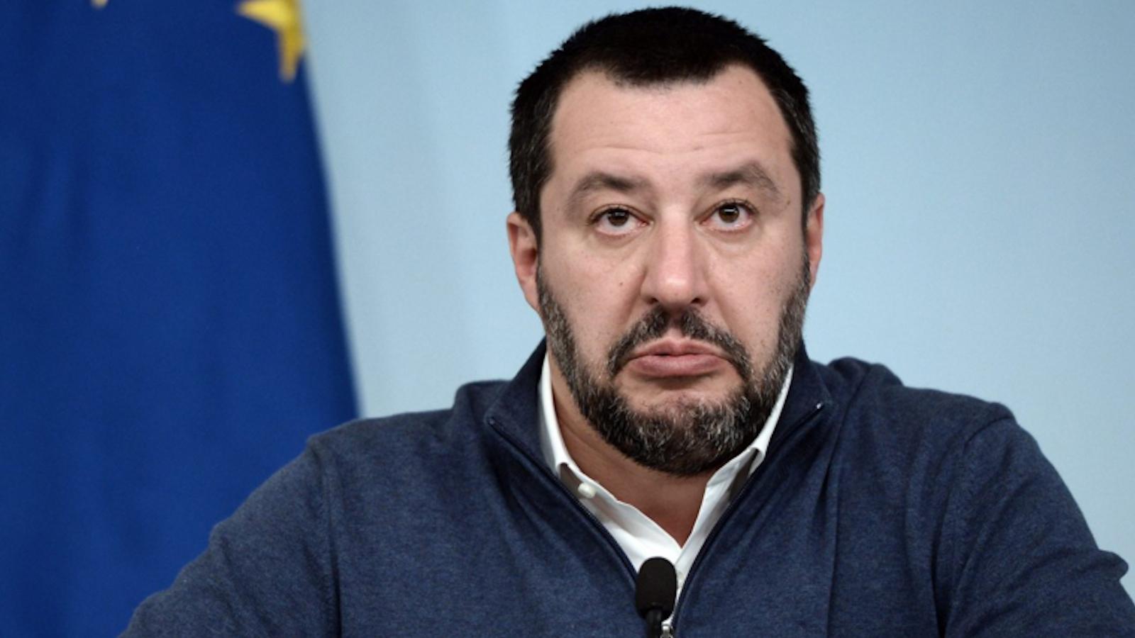 Rifugiati, Salvini risponde a Mattarella: 'Non è un dovere accogliere i clandestini'