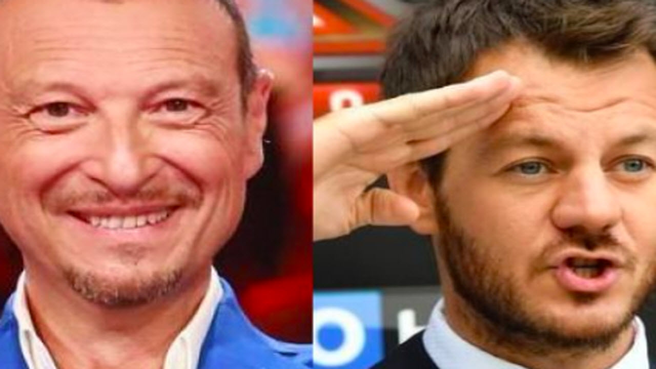 Sanremo 2020, Cattelan e Amadeus tra i nomi: Fiorello dice la sua