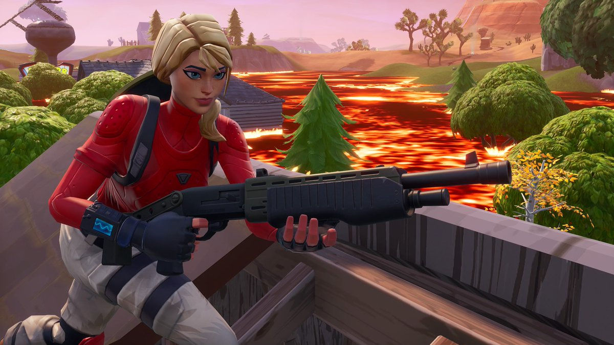 New Revolver is coming to 'Fortnite Battle Royale'