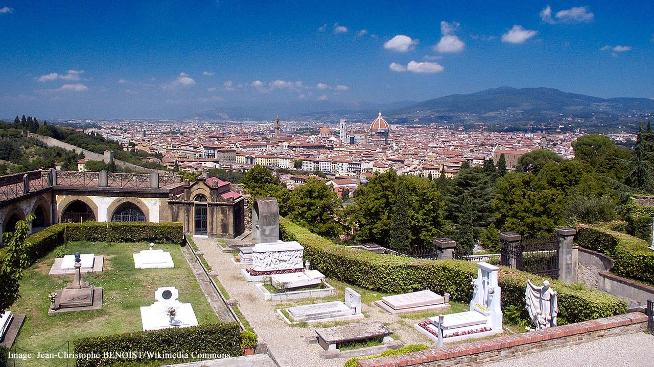 Go a little off the beaten track in Florence, Italy