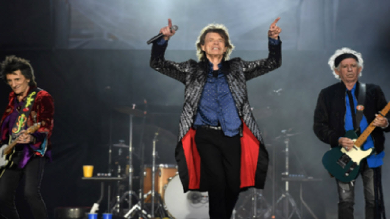 Rolling Stones, il 'No Filter Tour' parte da Chicago con Mick Jagger in gran forma