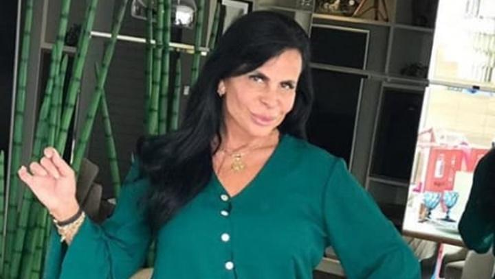 Gretchen revela que reencontrou filho que abandonou há 30 anos: 'preferi abrir mão'
