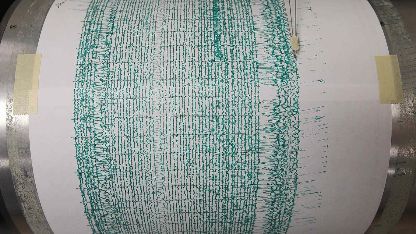 Scossa di terremoto a Colonna, nella provincia di Roma