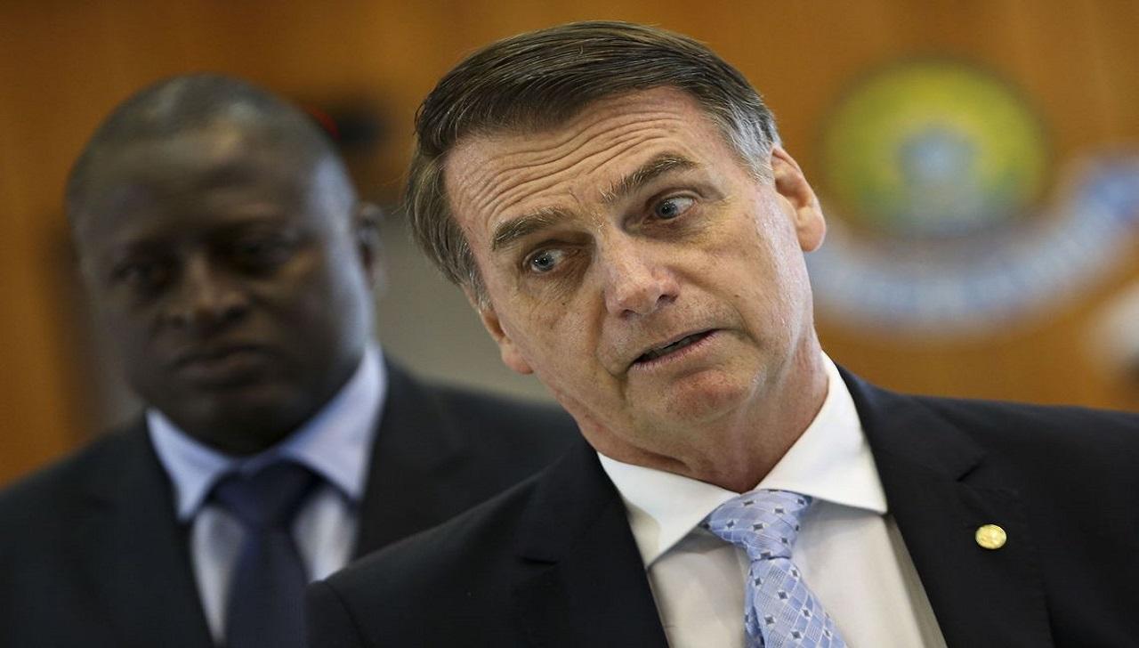 Ao participar da Marcha Para Jesus, Bolsonaro afirma que pode disputar reeleição em 2022