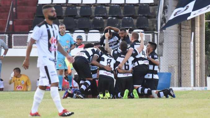 Nove jogos abriram a Copa Paulista neste final de semana