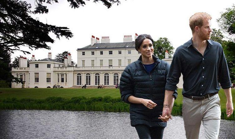 Los medios británicos critican a Megan Marle por la reforma de su casa