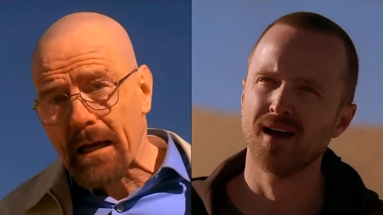 Bryan Cranston and Aaron Paul tease reunion of 'Breaking Bad' characters