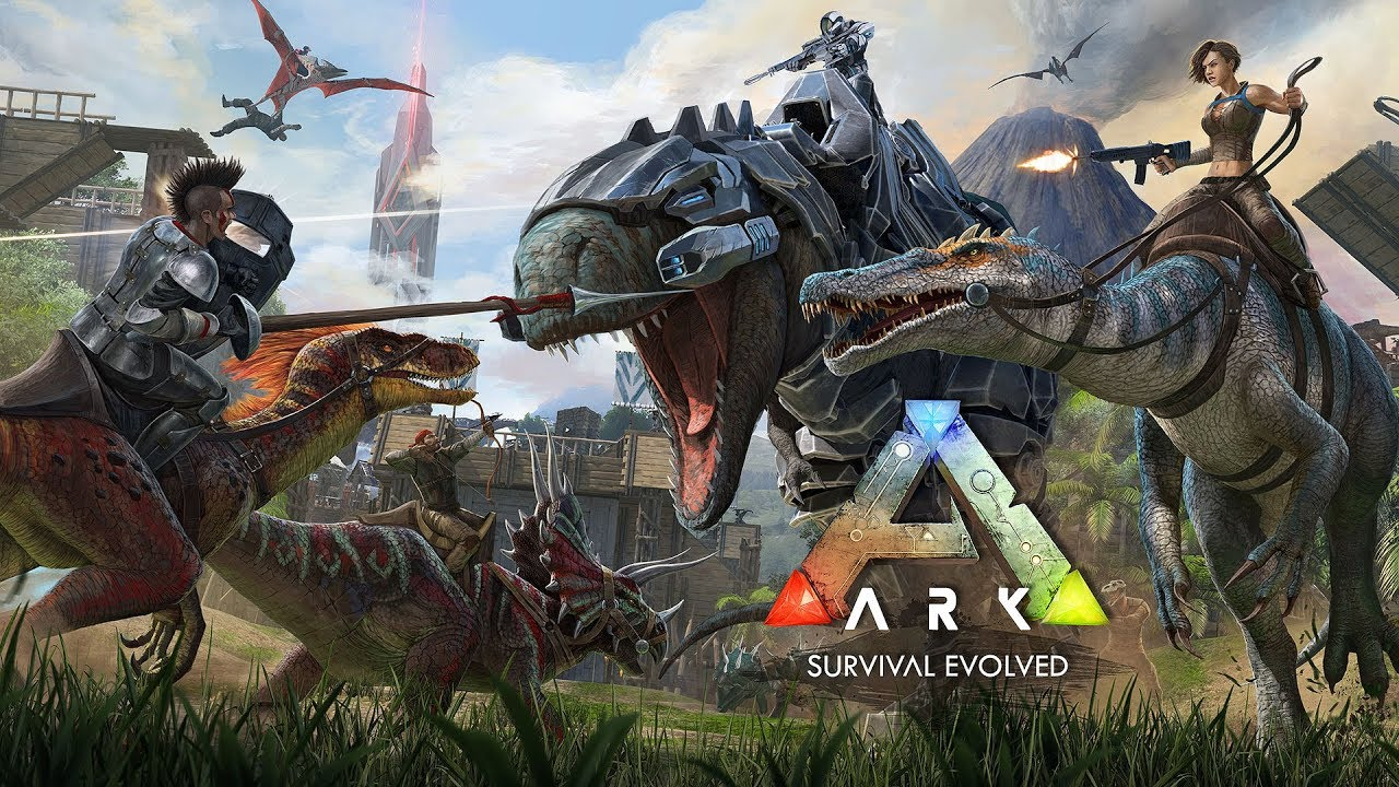 'ARK' Update: Rock Drake in Valguero, modder on adding Griffins and Reaper to the new map