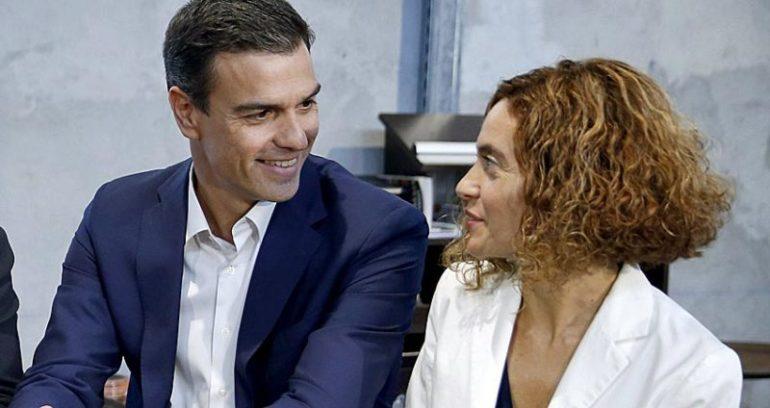 Pedro Sánchez se reunirá con Meritxell Batet para poner fecha a la investidura