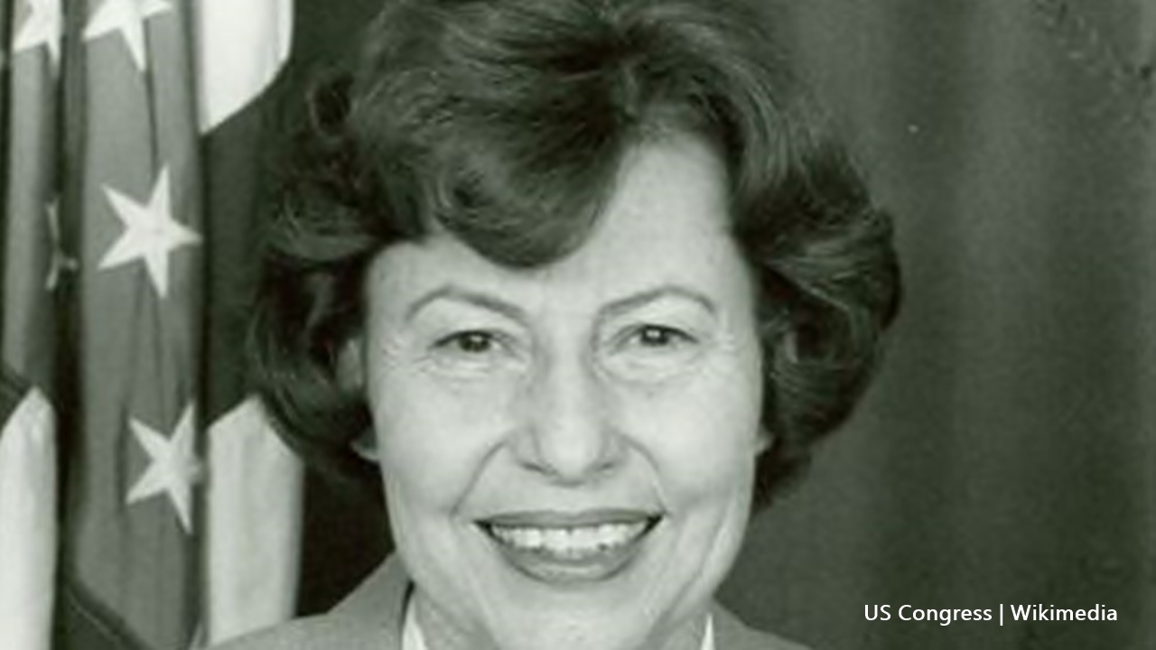Jan Meyers, who played a big role in Kansas politics passed away