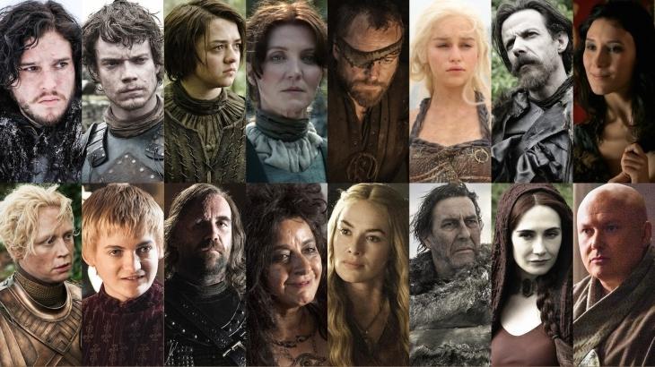 Juegos de tronos terminó y sus actores buscaran nuevos papeles