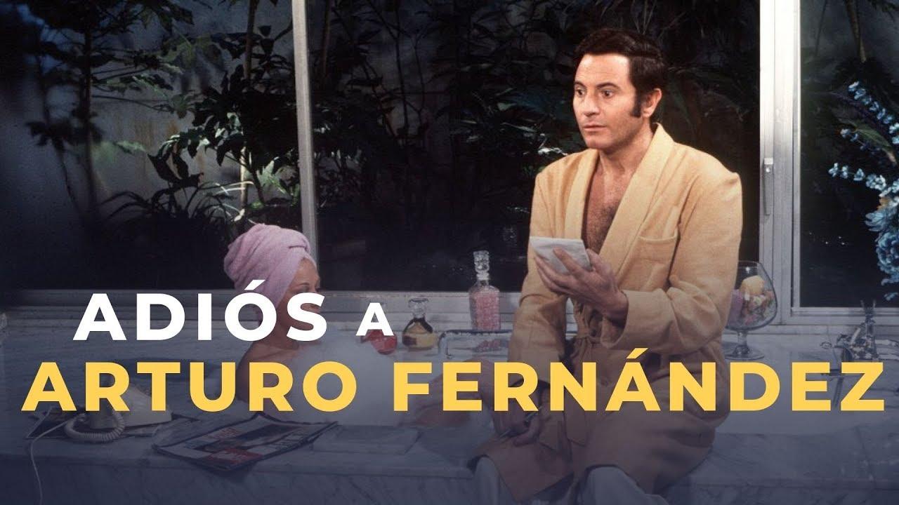 Arturo Fernández muere a los 90 años por un tumor en el estómago