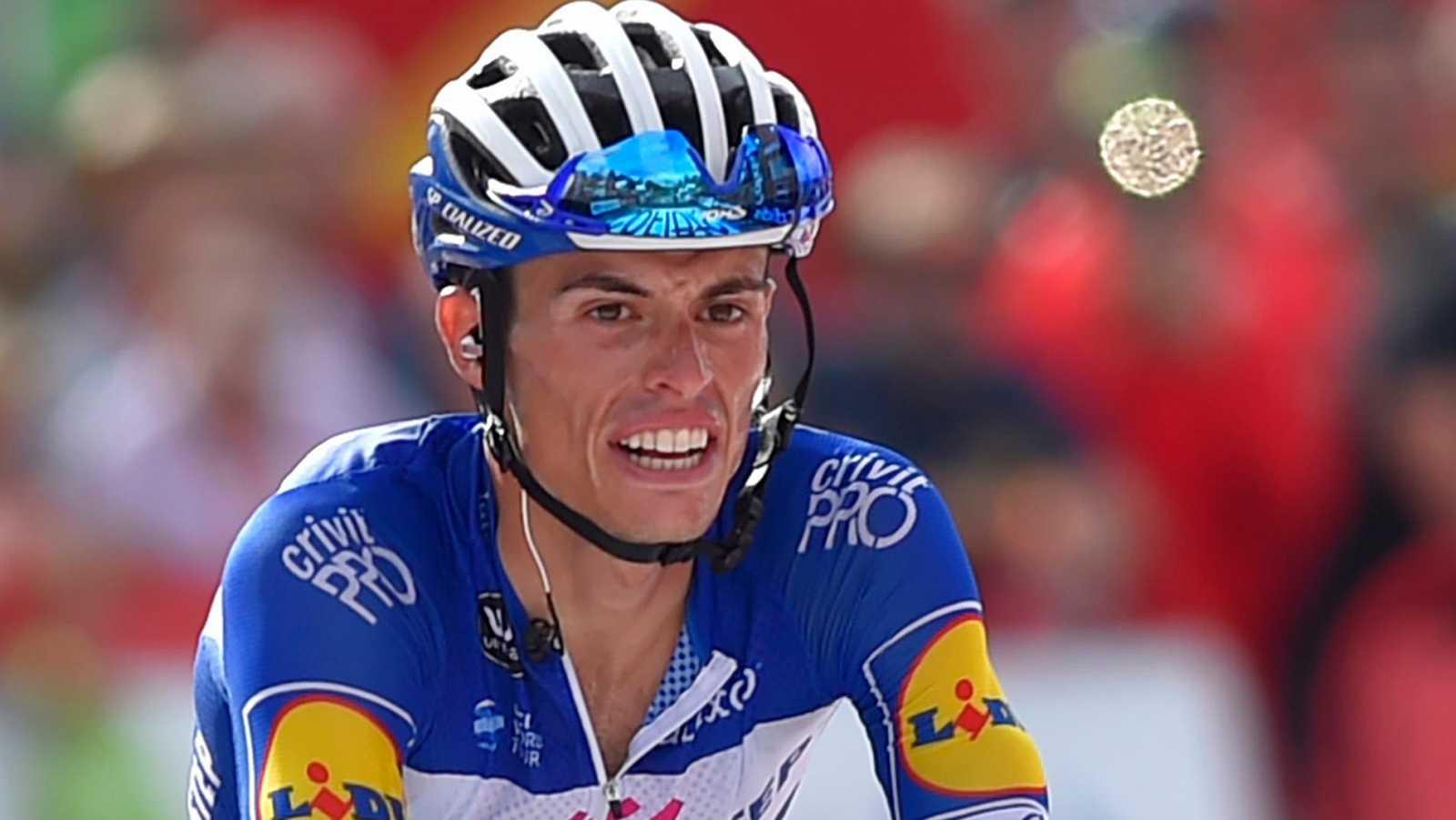 Enric Mas, el ciclista español de apenas 24 años debuta en el Tour de Francia